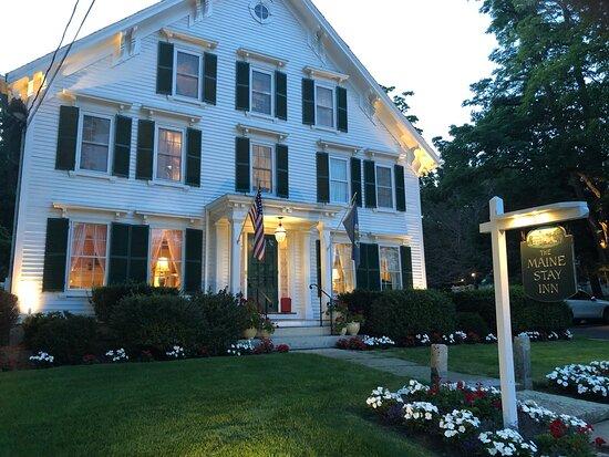 Front of the Inn – foto de Camden Maine Stay Inn - Tripadvisor