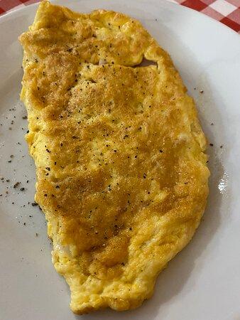 Settimo Milanese, Italien: omelette