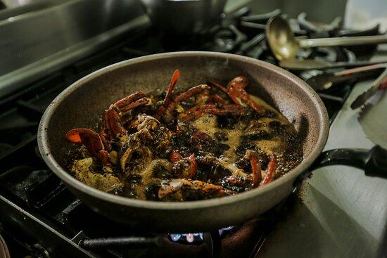 My Private Cooking @ Puri Santrian Resort Bali