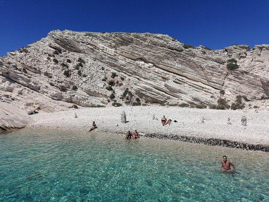 White Islands Beach