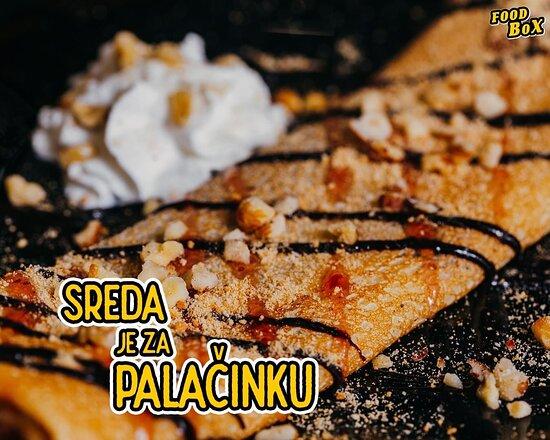 Make your own pancake