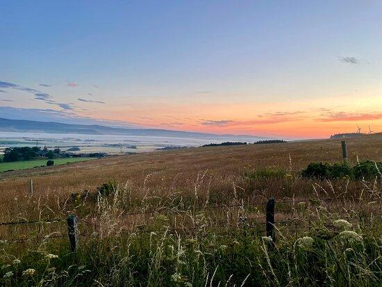 Hill Of Garvock Viewpoint