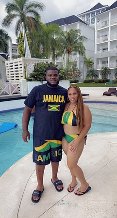 10th year Anniversary at Secret St. James in Montego Bay, Jamaica