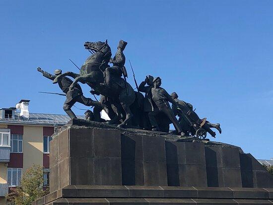 Chapaev Square