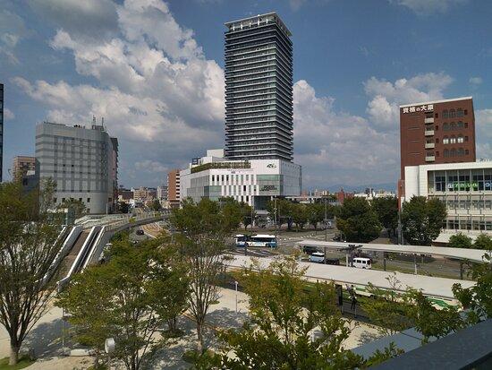 Kumamoto Shintoshin Plaza
