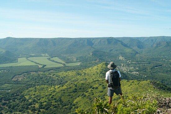 Randonnée à la Montagne de la Tourelle à l'Ile Maurice