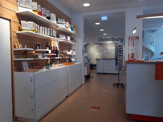 Touristinformation Oldenburg
