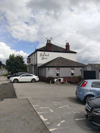 Traditional pub with fantastic food