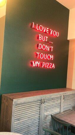 Cinisello Balsamo, Italia: Love pizza