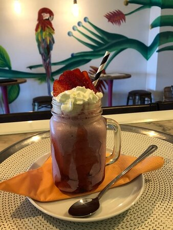 We can make you a delicious milkshake !