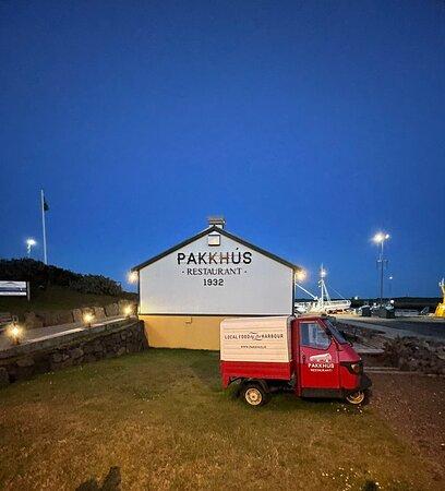 Lacris crembrule – Bild von Pakkhus Restaurant, Hofn - Tripadvisor