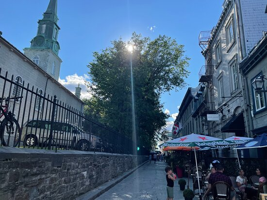 Wonderful stay in the heart of Quebec City