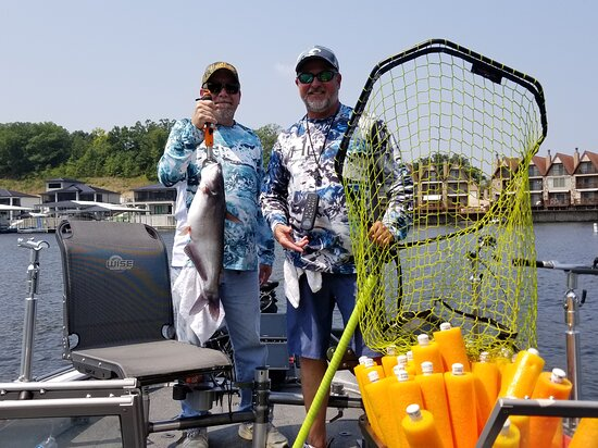 Mike Doll Fishing Guide And Charter Captain Experience Llc