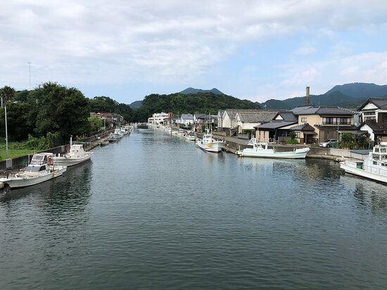 Ubakura Canal