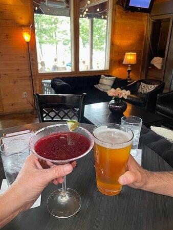 Sagle, ID: Drinks before dinner