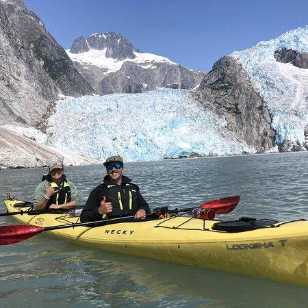 Le meilleur de l'Alaska - Pêche, kayak sur glacier et visites touristiques dans les fjords de Kenai! Photo