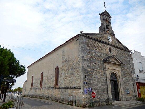 Eglise Catholique Saint Trojan