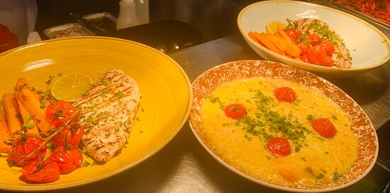 The lansdowne   Special food for customer  request