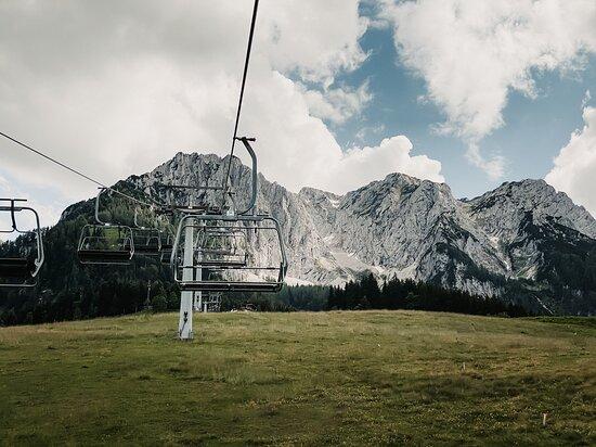 Freizeitpark Zahmer Kaiser mit Sommerrodelbahn in Walchsee