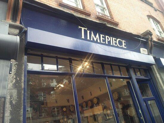 Timepiece Antique Clocks