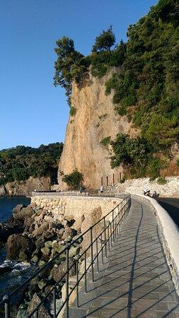 Passeggiata tra Santa Margherita Ligure e Paraggi.