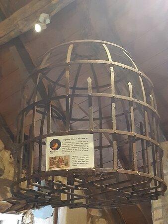 Cage de Louis XI