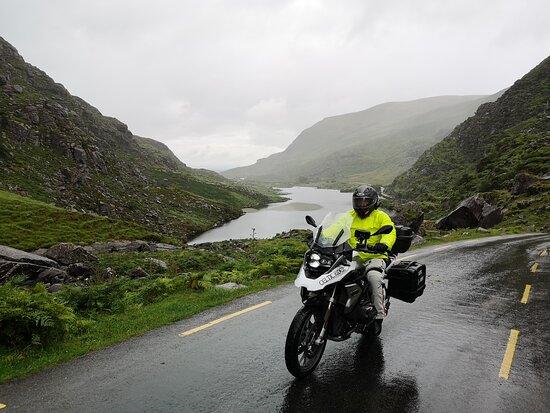 Bike Rentals, Klim riding gear. Pictured:  Sandra Franklin – Bild von Celtic Rider, Kill - Tripadvisor