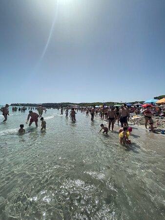 Spiaggia – foto de Torre dell'Orso Beach - Tripadvisor
