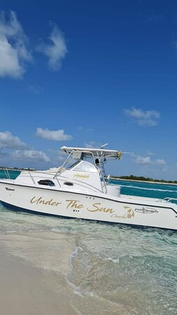 Great time with under the sun Charter