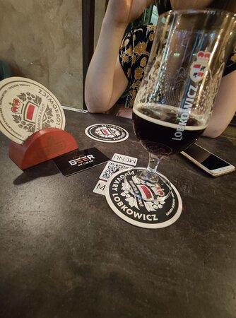 Great beer, nice atmosphere, kind and helpful service