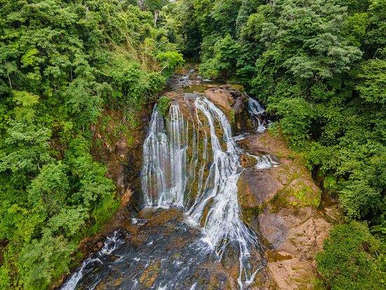 El Indio Waterfall