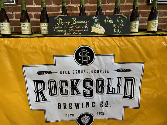 Rocksolid Brewing Co
