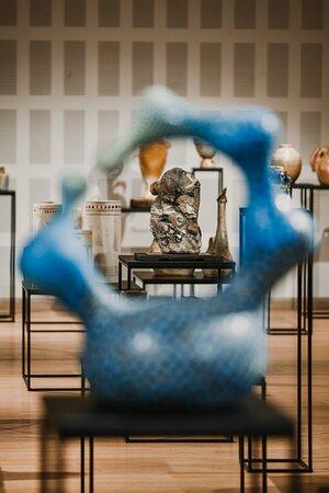 "Exhibition of Latvian contemporary ceramics""Reunion"", June 2021"