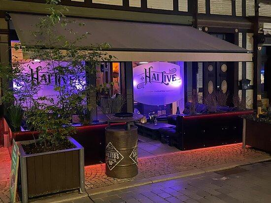Hailive Cocktail-bar