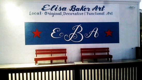 Elisa Baker Art