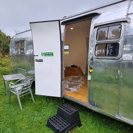 Glamping at its very best