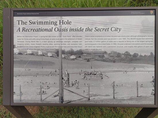 Oak Ridge Outdoor Pool