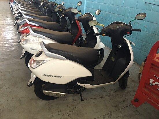 Kigali Motorbike Rental