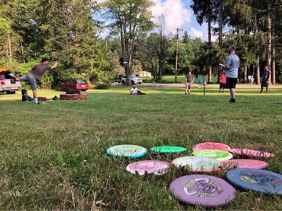 Ryan's Disc Golf Stop