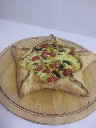 Pizza di Kasos