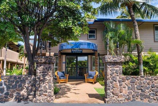 茂宜島海濱戴斯飯店