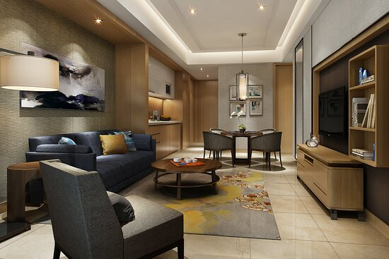 Living Room for One Bedroom Deluxe
