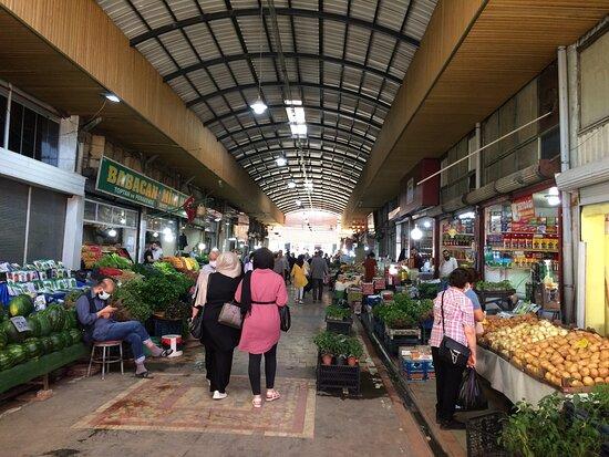 Malatya Mısır Çarşısı