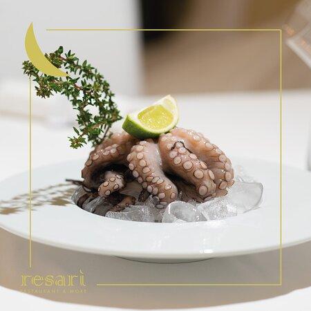 𝑹𝒆𝒔𝒂𝒓𝒊' • 𝑹𝒆𝒔𝒕𝒂𝒖𝒓𝒂𝒏𝒕 & 𝑴𝒐𝒓𝒆 🍽 Aperto a cena da Martedì a Venerdì, pranzo solo su prenotazione   📍In pieno centro ad Ascoli Piceno - Via Dei Notai, 21