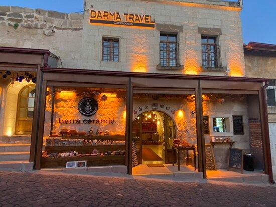 Uçhisar, Türkiye: Berra Ceramic