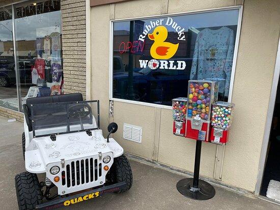 Rubber Ducky World