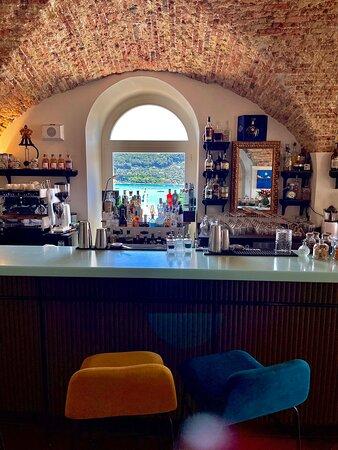 The most scenic restaurant in Porto Venere