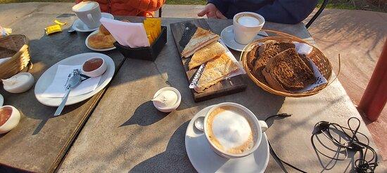 Desayuno Mule