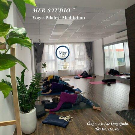 Mer Studio Yoga And Pilates Hanoi