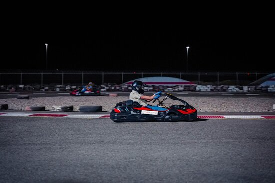 Jeddah, Arabia Saudita: Arrive & Drive rental karts